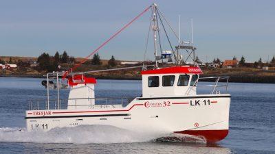 Cleopatra mackerel hunter delivered to Shetland