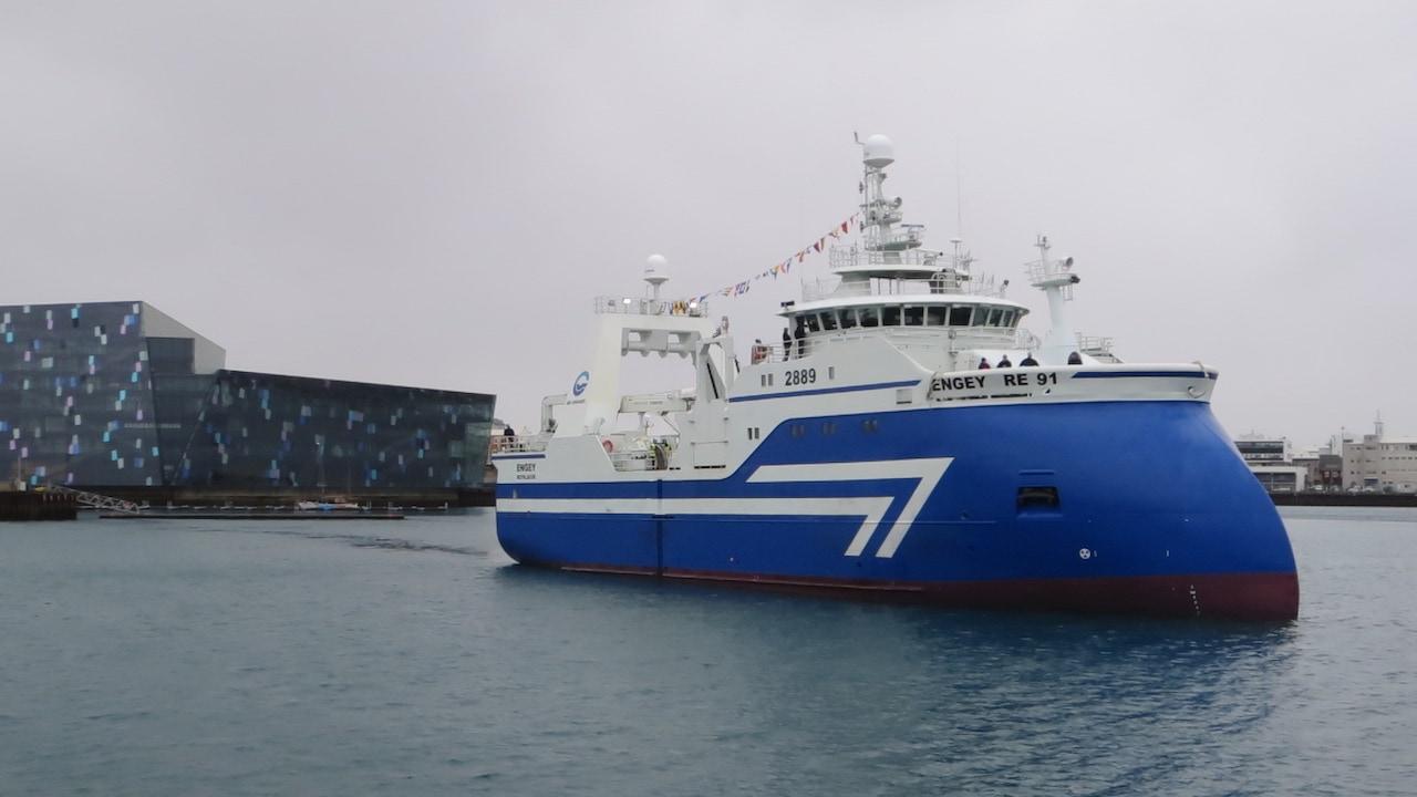 HB Grandi sells innovative trawler