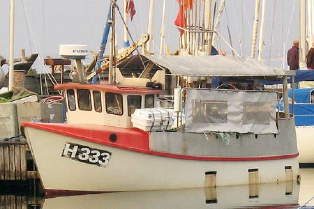 H 333 – HANNE – ©FiskerForum - Foto: ErikD