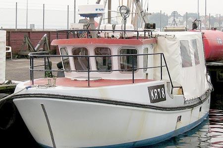 KR 78 –  CAMILLA H – ©FiskerForum - Foto: ErikD