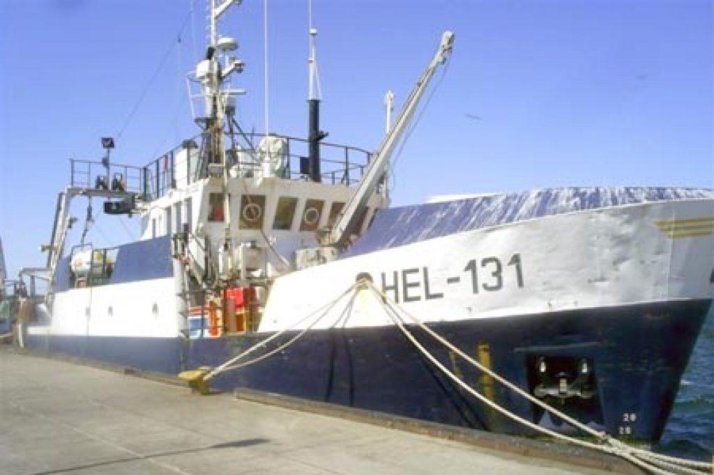 HEL 131 –   – ©FiskerForum - Foto: ErikN
