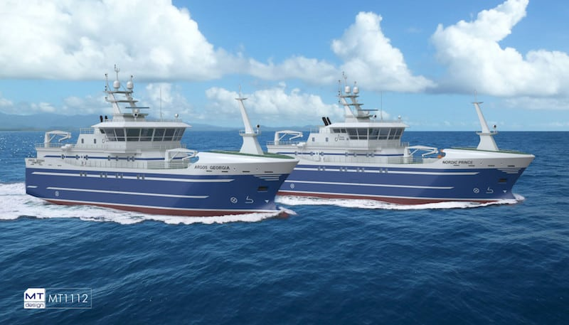 Longliner contract goes to Tersan