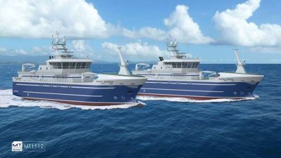 New longliners for Ervik Havfiske