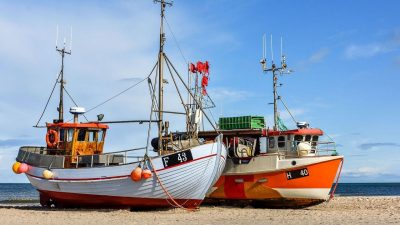 East Baltic fishermen risk becoming an endangered species