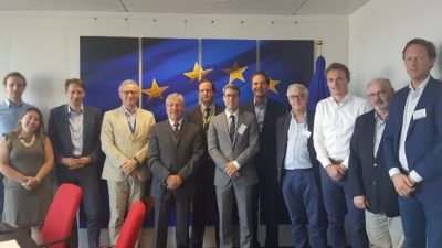 Commissioner Vella and Europêche hold in-depth dialogue