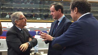 Commissioner meets European social partners