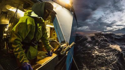 C188 Work in Fishing convention to become EU law
