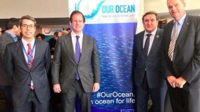 EU fishing industry makes significant commitments at Our Oceans conference