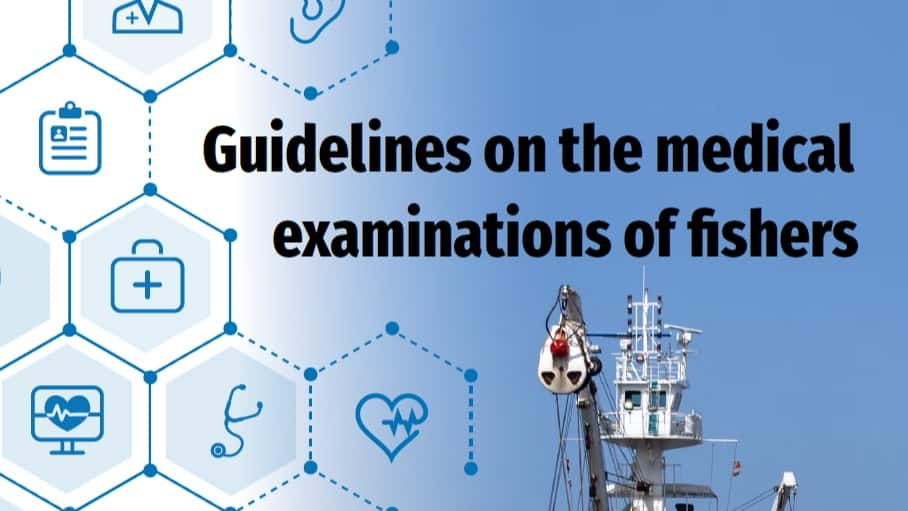 New fishing industry medical guidelines