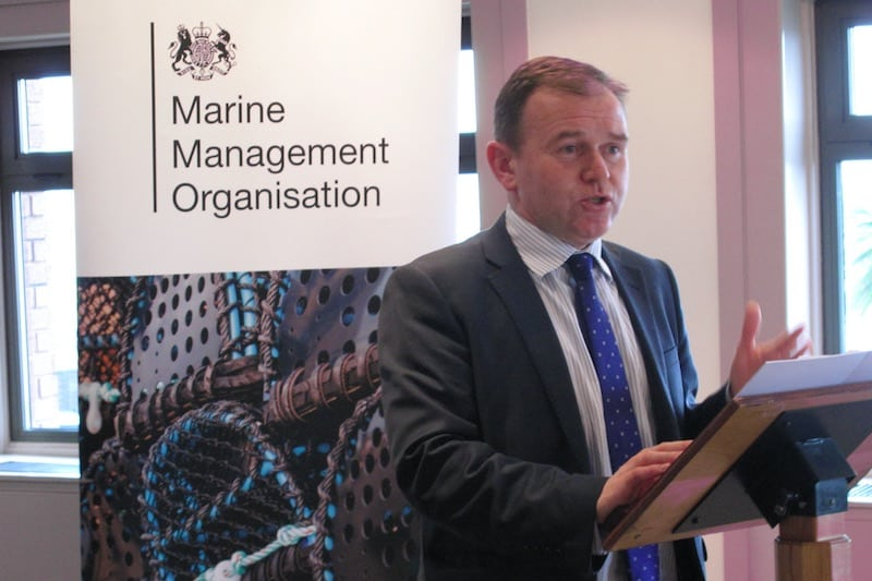 UK minister comments on scallop debacle