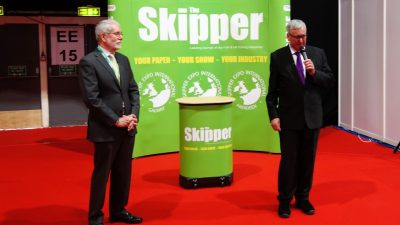 Skipper Expo showcases fishing industry