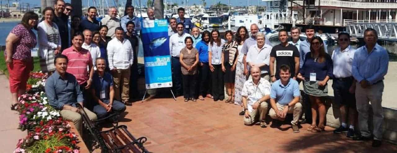 Read more about the article Fisheries experts, managers and industry representatives get sustainability training