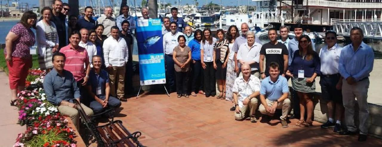 Fisheries experts, managers and industry representatives get sustainability training