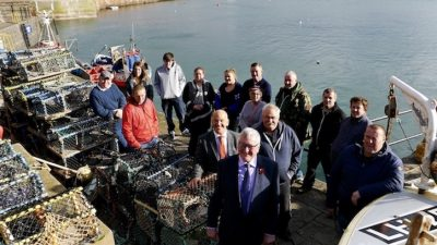 There is no UK fisheries policy, Fergus Ewing says