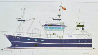 Trawler order for Jobi yard