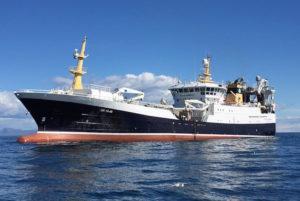 Pelagic trawler Polar Amaroq has been Greenland's top catcher two years running - @ Fiskerforum