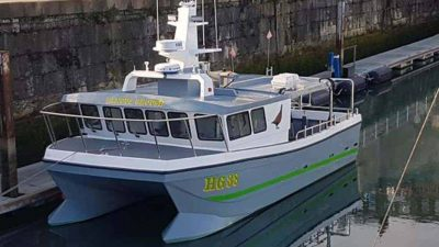 Cougar cat for Hirtshals