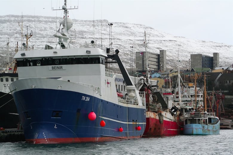 Faroes and Norway agree 2017 access