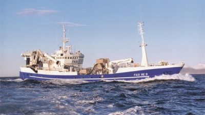 Doubled mackerel production for human consumption