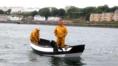 Yorkshire fishermen in bid to save fishing heritage