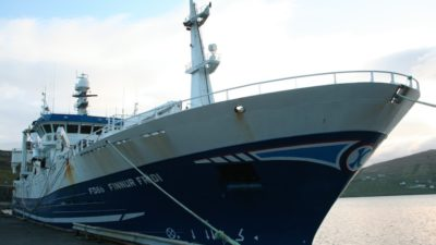Iceland excludes Faroese fleet