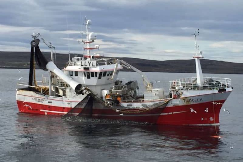 Fiskebåt requests rule change on trawling for herring