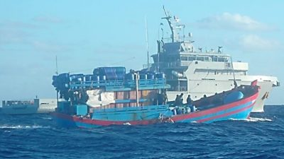 Australia and France join forces on IUU fishing
