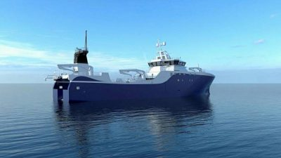 Framherji's new trawler to haveHydroniqseawater coolers