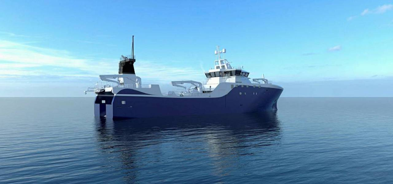Framherji's new trawler to have Hydroniq seawater coolers