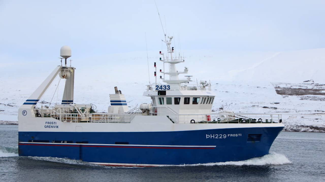 Read more about the article New catch handling deck for Frosti