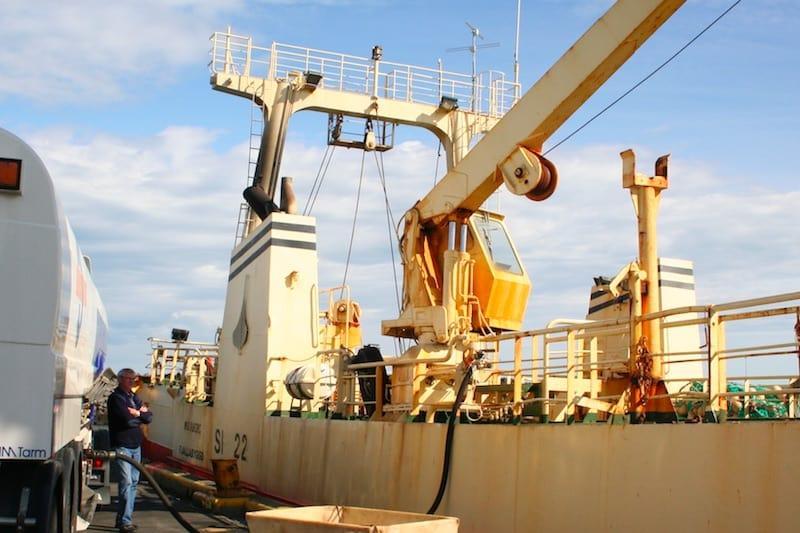 Low sulphur fuel for Icelandic fleet