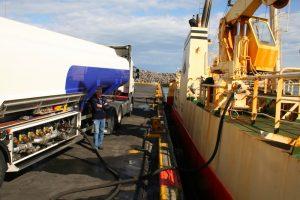 The Icelandic fleet's fuel consumption has been reduced by 43% between 1990 and 2016 - @ Fiskerforum