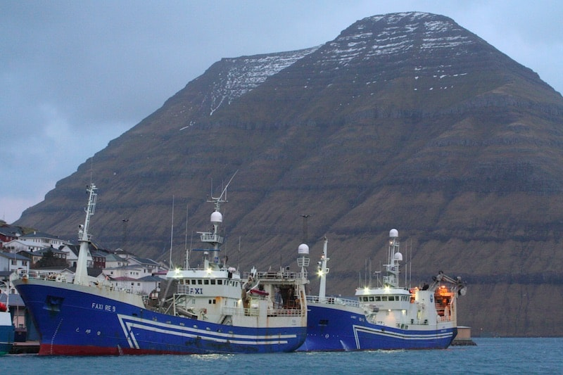 Iceland and Faroes strike mutual access agreement