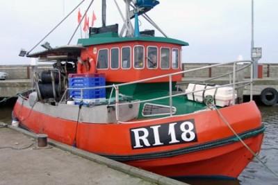 RI 18 –  ANNY – ©FiskerForum - Foto: G.Vejen