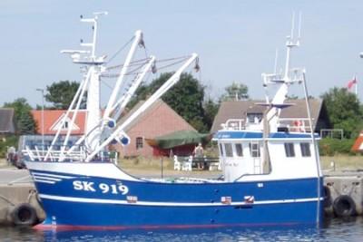 SK 919 –  MARGRETHE P – ©FiskerForum - Foto: G.Vejen