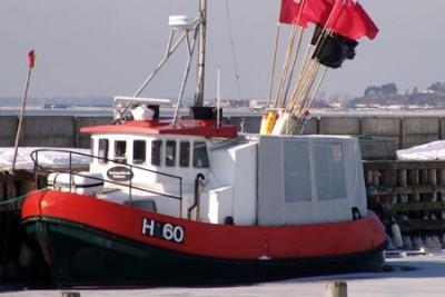 H 90060 –  KATRINE MARTIN – ©FiskerForum - Foto: G.Vejen