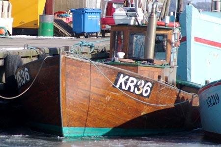 KR 36 –  KATRINE – ©FiskerForum - Foto: G.Vejen