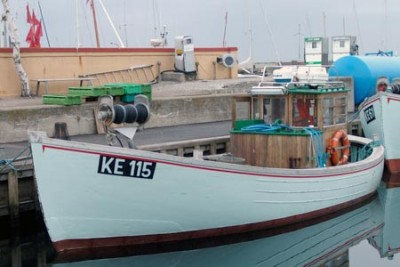 KE 115 –  SUSANNE – ©FiskerForum - Foto: G.Vejen