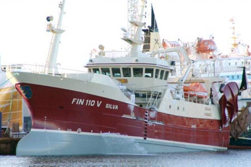 FIN 110V – Silva – ©FiskerForum - Foto: G.Vejen