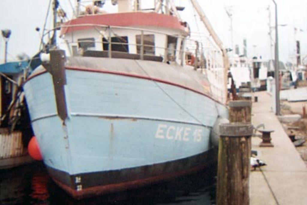 ECKE 15 – Schwalbe – ©FiskerForum - Foto: G.Vejen