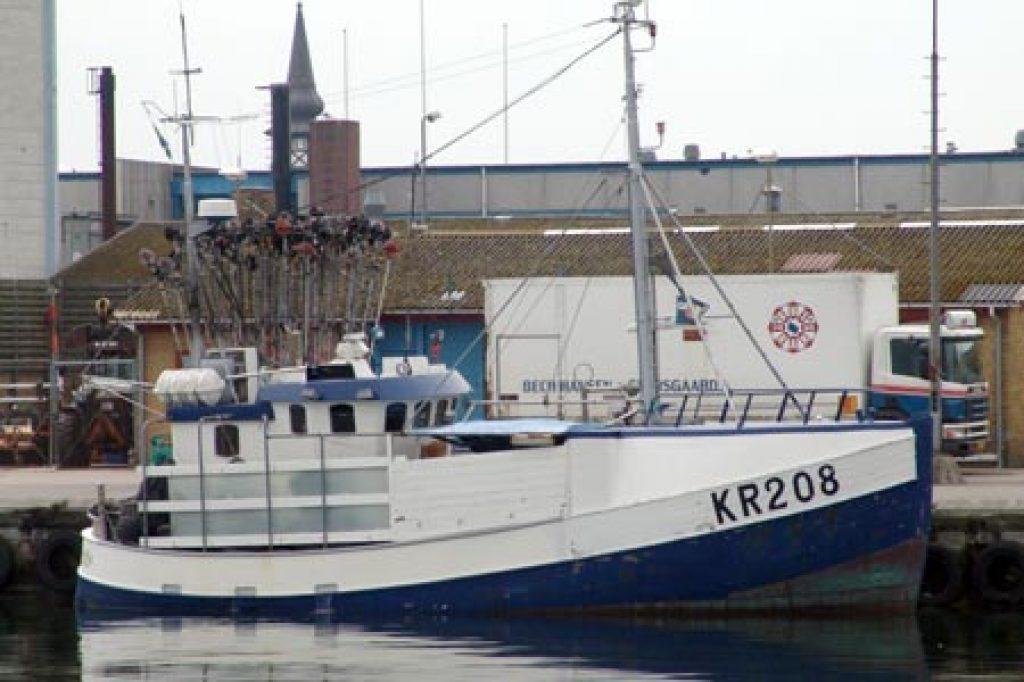 KR 208 – Eliza – ©FiskerForum - Foto: G.Vejen