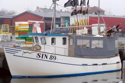 SIN 89 –  CARINA – ©FiskerForum - Foto: G.Vejen
