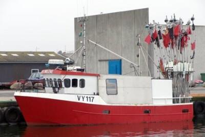 VY 117 –  Helene – ©FiskerForum - Foto: G.Vejen