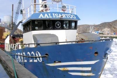 GR 12-220 –  Aalisaatoq – ©FiskerForum - Foto: G.Vejen