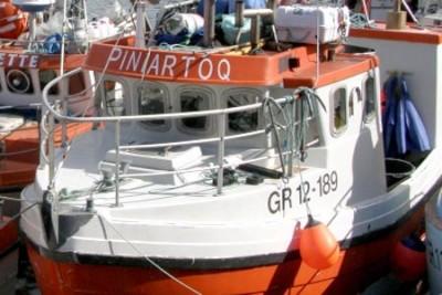 GR 12-189 –  Piniartoq – ©FiskerForum - Foto: G.Vejen