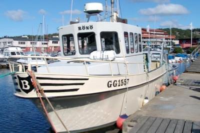 GG 1557 –  Rönö – ©FiskerForum - Foto: G.Vejen