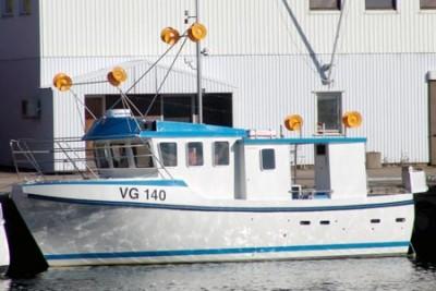 VG 140 –  Svanö – ©FiskerForum - Foto: G.Vejen