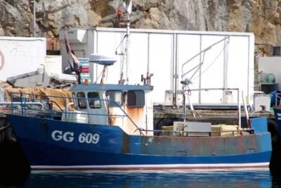 GG 609 –  Sandö – ©FiskerForum - Foto: G.Vejen