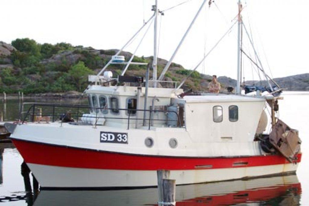 SD 33 – Slottefjord – ©FiskerForum - Foto: G.Vejen