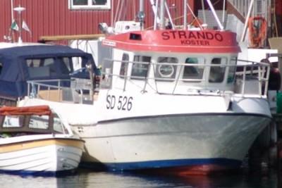SD 526 –  Strandö – ©FiskerForum - Foto: G.Vejen